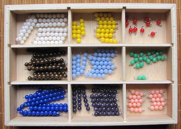 Gut bekannt Mathématiques Archives - Le coin Montessori FV15